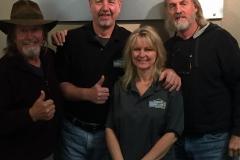 Ray, Billy Styles, Scott and Mary Herbert