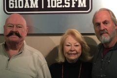 Ray, Dan and Connie Starks Dec 2017